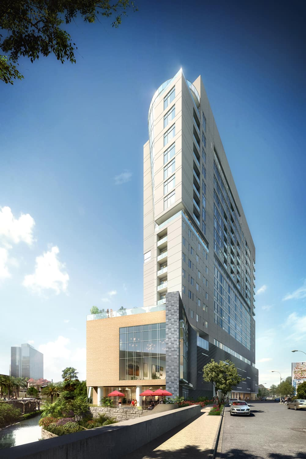 The Arts Residences at the Thompson Hotel - DCpartners